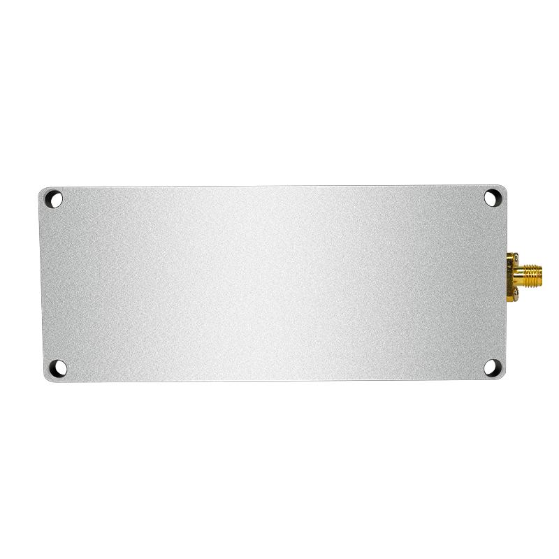 2.4G无人机fan制设备功放模组50W干rao屏蔽模块