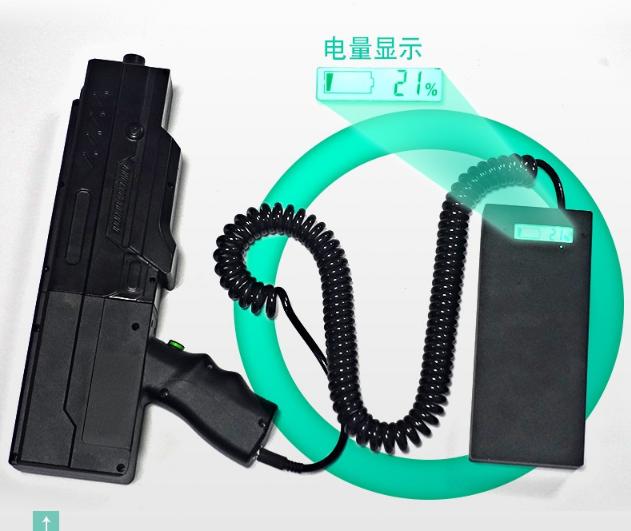 无renji反制枪小xing化-dianci手枪