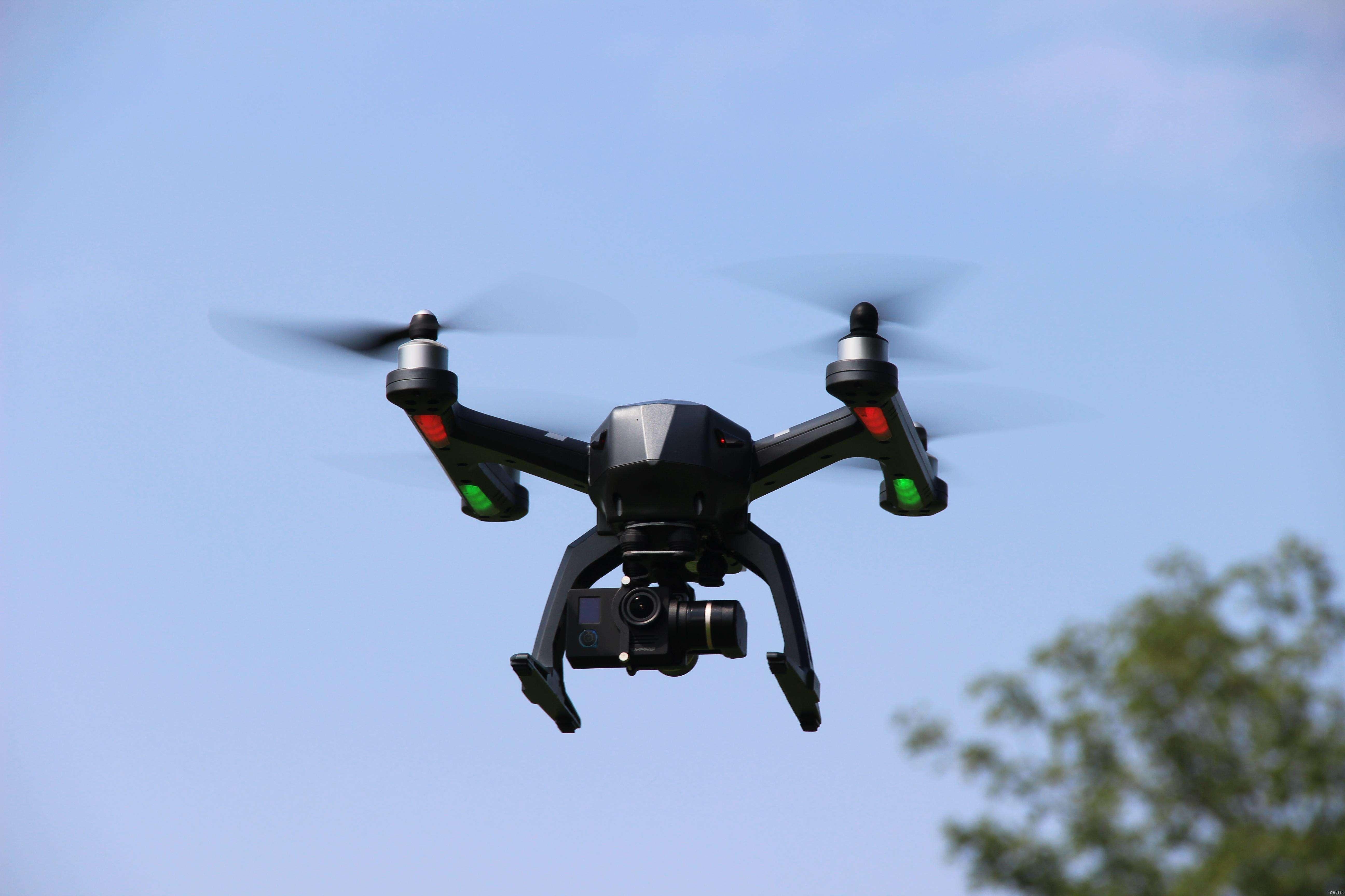 无人机反制系统无线电侦测,无人机无处ke藏了