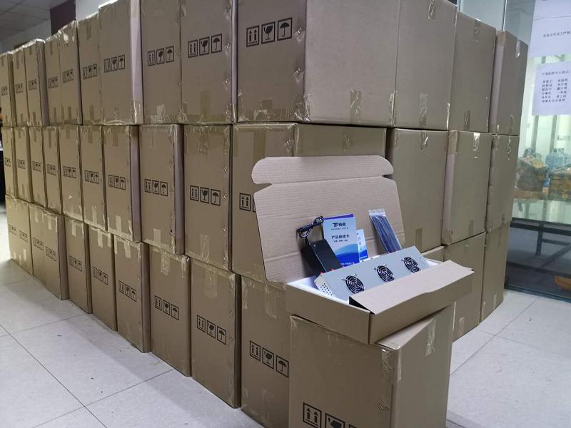 福建jiao育部购买manbet苆iao?00台5Gxin号ping蔽器,huai万qian考生公平gao考